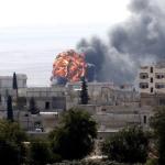 L'Is avanza a Kobani