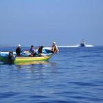 Gaza: ancora non liberi di pescare