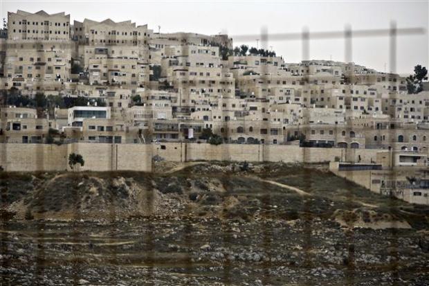 settlement wall