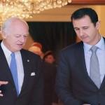 SIRIA. No dei ribelli al piano de Mistura