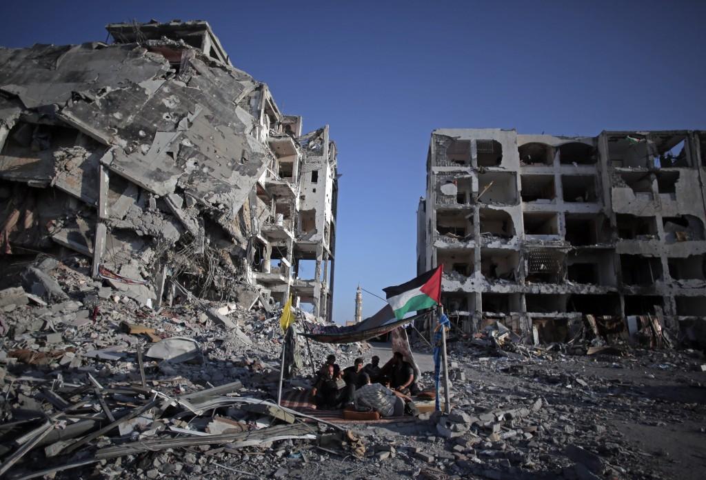 APphoto_Mideast Israel Amnesty Report