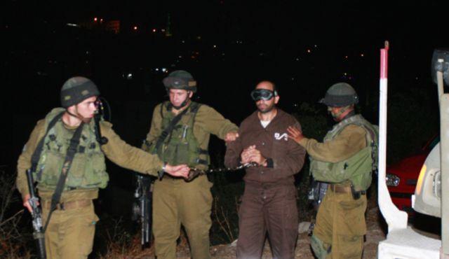 detenziona ammistrativa israeliana