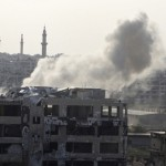 SYRIA. 'Conflict freeze' desperately needed in Aleppo