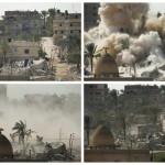 SINAI. Rase al suolo le case di 1500 famiglie