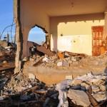 FOTO. Gaza, nelle case rimaste in piedi a Khuza'a