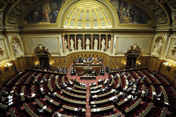 Francia al voto il riconoscimento simbolico della palestina for Parlamento sede