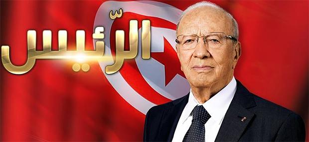 Il leader di Nidaa Tounis, Beji Caid Essebsi