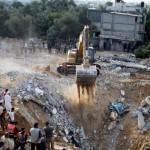 Gaza devastata scivola verso un nuovo conflitto Israele-Hamas