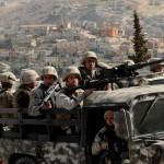 LIBANO. Agguato contro l'esercito alla frontiera siriana