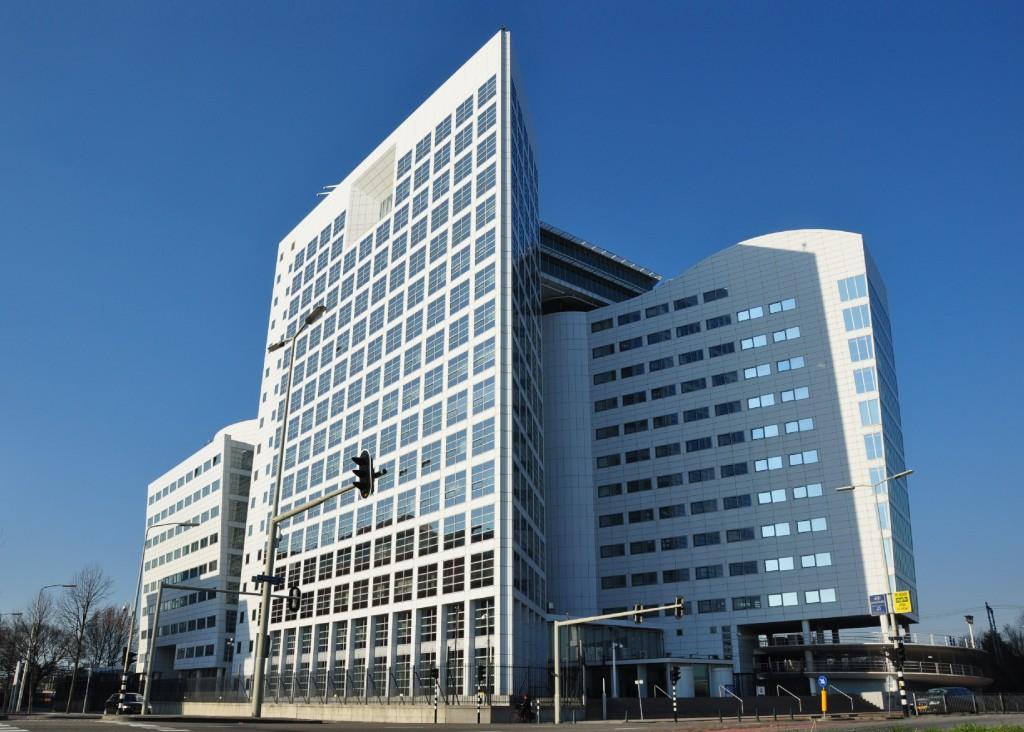 The International Criminal Court's headquarter