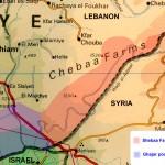 SCHEDA. Le Fattorie di Shebaa