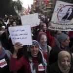 """EGITTO. """"Nessuna rivoluzione fino a quando le donne saranno abusate"""""""