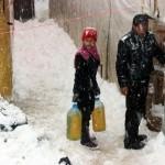 MALTEMPO. Morti assiderati quattro profughi siriani