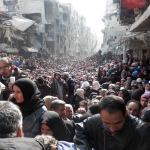 SIRIA. La lenta agonia di Yarmouk. Così una città muore nel silenzio