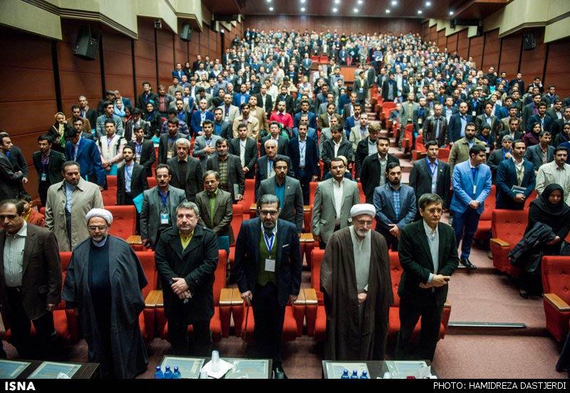 Il congresso del nuovo partito riformista Nedaye Iran (Foto: Isna/Hamidreza Dastjerdi)