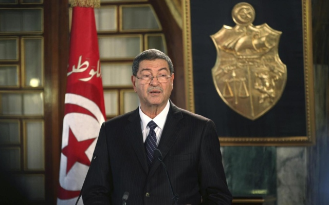 Il neo-premier Habib Essid