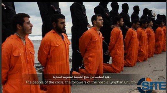 I 21 egiziani uccisi in Libia