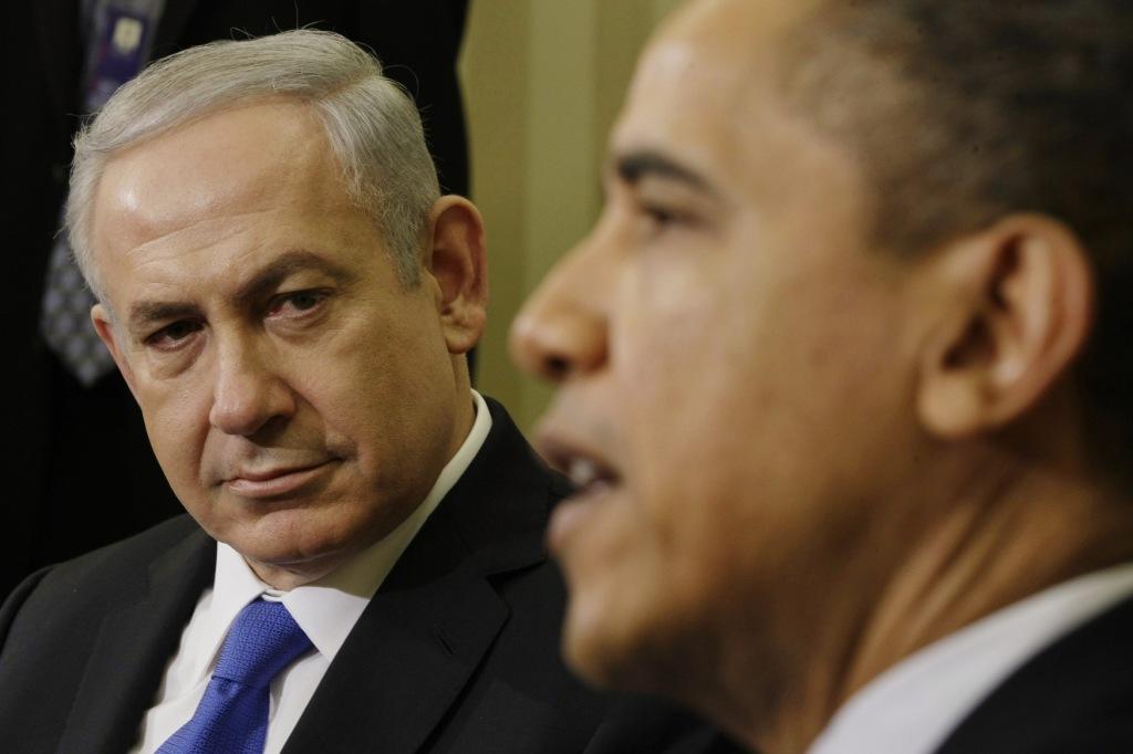 Obama-and-Netanyahu