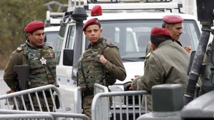Soldati tunisini