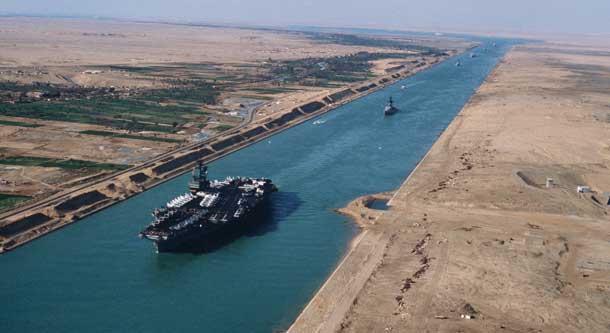 Canale di Suez