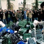 """HASS. """"Diversamente occupati: i palestinesi iniziano la lotta del cibo"""""""