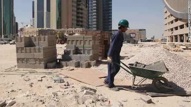 <> on October 23, 2011 in Doha, Qatar.