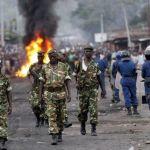 BURUNDI. Proteste contro il terzo mandato di Nkurunziza