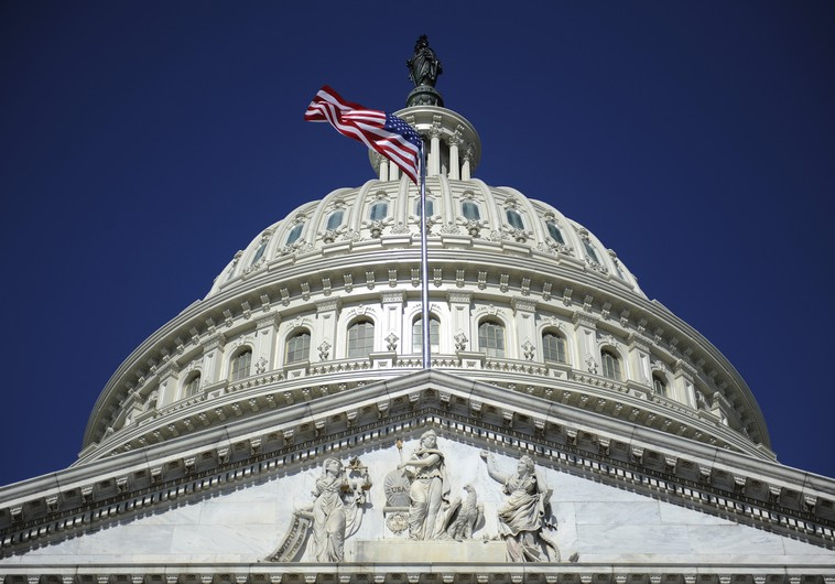 Capitol Hill, sede del Congresso Usa a Washington (foto: Reuters)