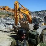 """La protesta dei palestinesi israeliani: """"Stop alle demolizioni"""""""