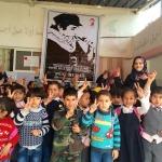 A Gaza i bambini trovano l'asilo Vittorio Arrigoni