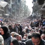"SIRIA. ""Yarmouk fronte del conflitto regionale"""