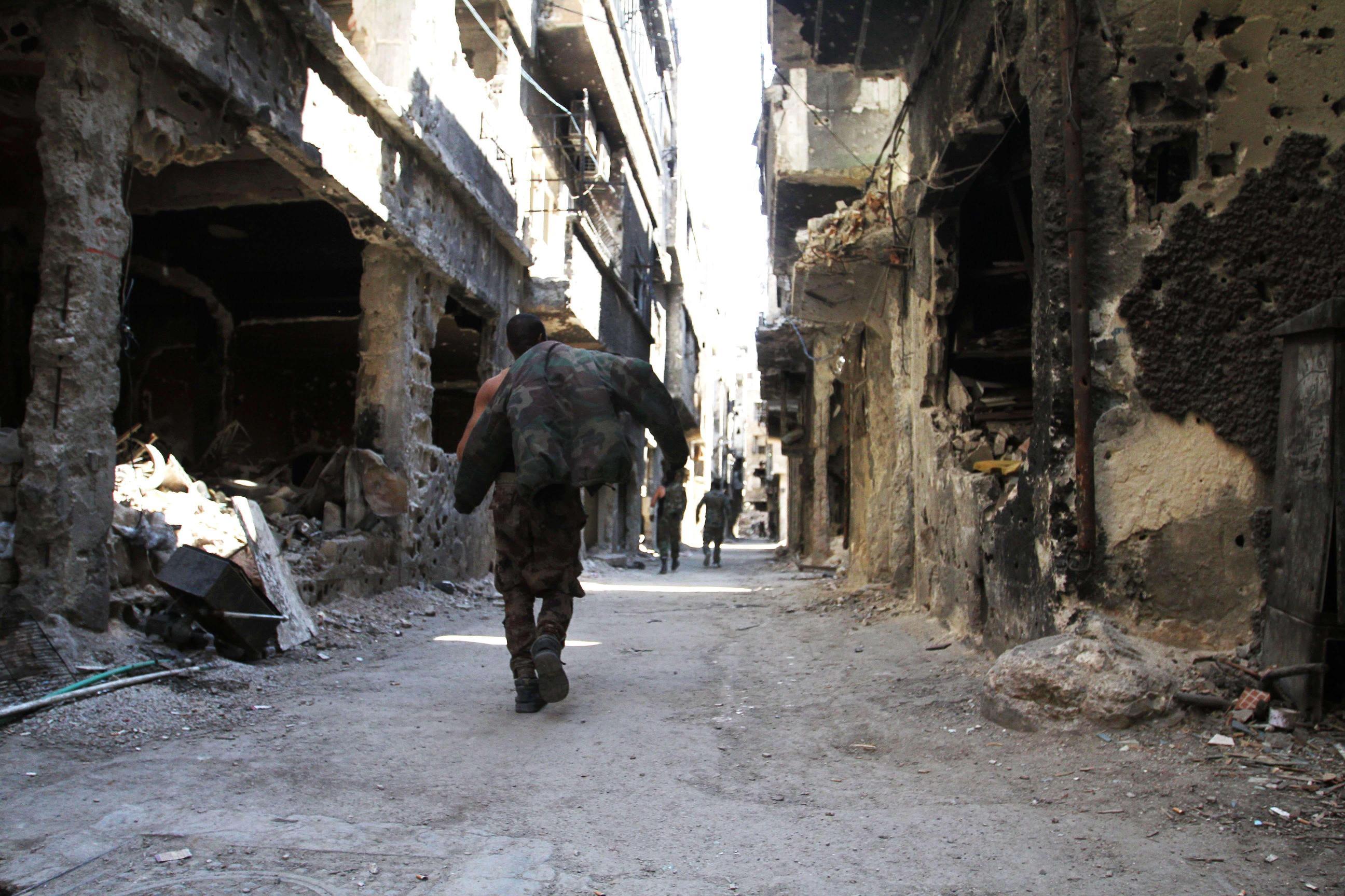 """Intervista all analista palestinese Nassar Ibrahim """"Nel campo palestinese stanno battendo tutti gli attori della guerra civile siriana e del conflitto"""