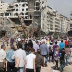 5 milioni di siriani ad alto rischio a causa di armi esplosive