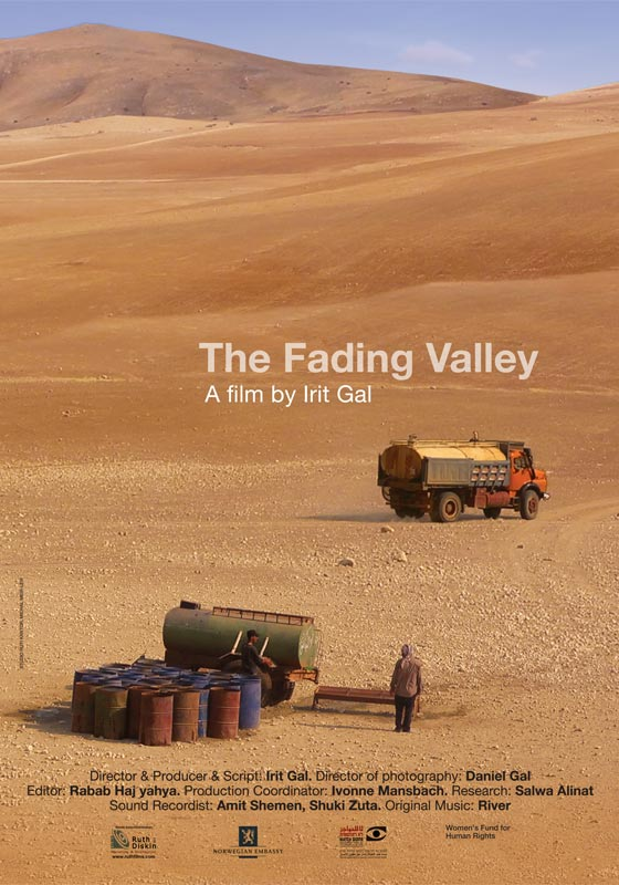 The fading valley