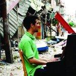 Buongiorno in musica a Yarmouk
