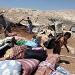 Si intensificano le demolizioni di case palestinesi