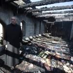 ISRAELE. Incendiata chiesa di Tabga, fermati giovani coloni