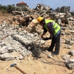 GAZA. La ricostruzione della gente comune