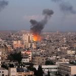 Israele bombarda Gaza ad un giorno dal rapporto Onu