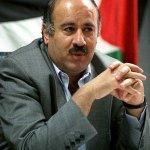 """Jibril Rajoub, contestato in casa e """"persona non grata"""" in Giordania"""