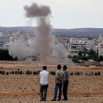 L'esercito di Erdogan pronto ad entrare in Siria