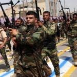 IRAQ. Marines Usa e miliziani sciiti insieme nella base di Taqaddum