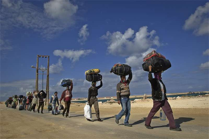 egitto migranti