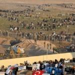 SIRIA. Tal Abyad, battaglia curdi-Isis: in migliaia in fuga in Turchia