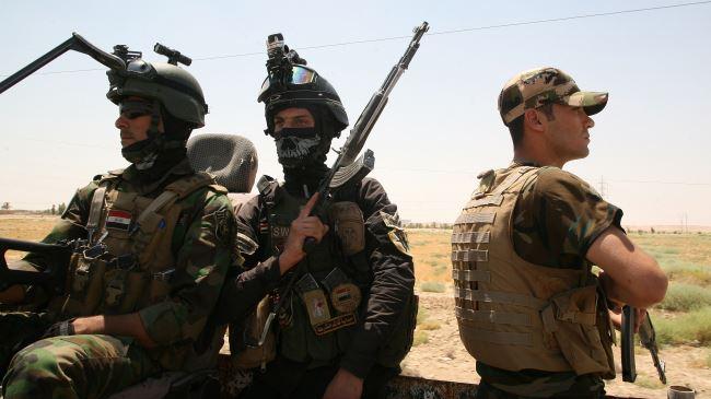Forze governative irachene ad Anbar (Foto: File photo)