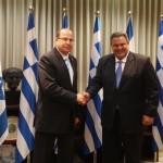 Il patto militare Grecia-Israele