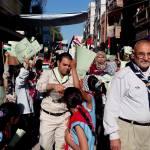 I cent'anni di solitudine degli scout palestinesi