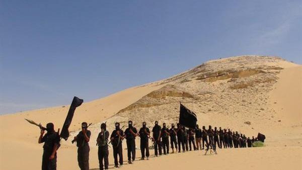 """Miliziani della """"Provincia del Sinai"""""""