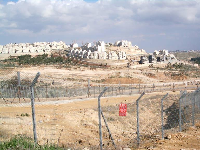 israeli settle