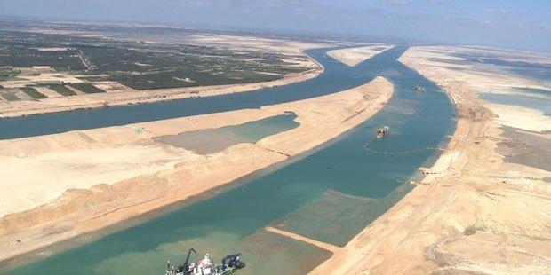 Egitto, il nuovo Canale di Suez, YOUM7
